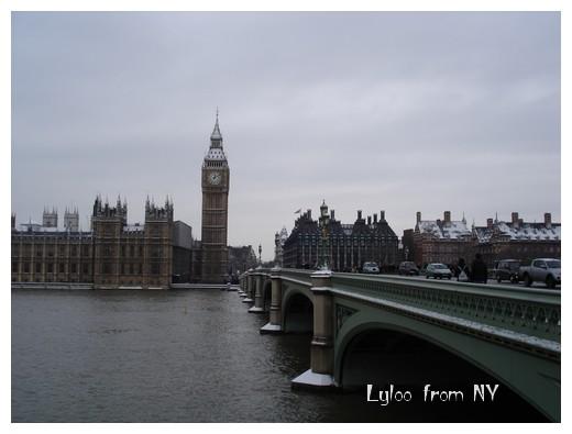 Big Ben et palais de Westminster