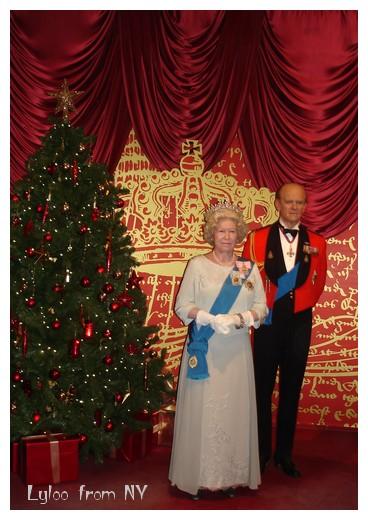 Elisabeth 2 et Philip